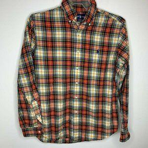 Ralph Lauren Mens M Checks & Plaid Classic Fit